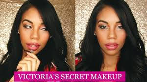 victoria secret fashion show 2016 inspired makeup tutorial prettywithlee