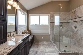 Old World Charming Master Bath Renovation JM Kitchen And Bath Amazing Remodel Master Bathroom