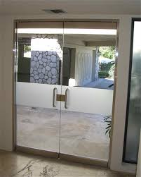 special frameless glass door solid frost band san soucie interior external hinge internal detail dwg lock seal durban
