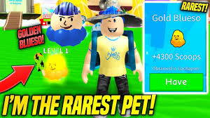 We highly recommend you to bookmark this page because we will keep update the additional codes once they are released. New Ink Pets And Youtuber Pet Gachapon In Ice Cream Simulator Update I M The Rarest Pet Roblox Youtube