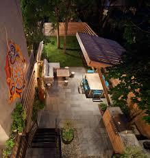 cool backyard ideas. Delighful Ideas View In Gallery Cool Backyard By New Eco Landscape Design U0026 Build In Backyard Ideas R