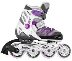 <b>Роликовые коньки MaxCity</b> PUNTO Фиолетовый Фиолетовый (35 ...