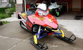 summer mod projects for your sled