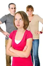 Away parenting teenage girls teen