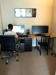 Awesome home office setup ideas rooms Modern Awesome Home Office Custom Built Office Furniture Androidhelpinfo Awesome Home Office Awesome Office Furniture Awesome Office Desk