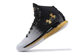 under armour basketball shoes stephen curry white. men\u0027s under armour ua stephen curry one mvp mid black/white/gold basketball shoes white