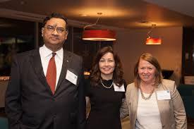 RMI Program Team: Dr. Ajeyo Banerjee, Lori Genuchi, and Barbara Sidwell |  Business school, Community business, Student learning