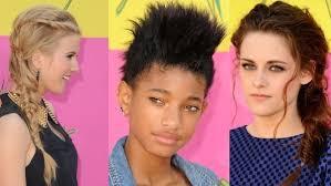 Nejkrásnější účesy Kids Choice Awards Jednoduchý Návod Krásnácz