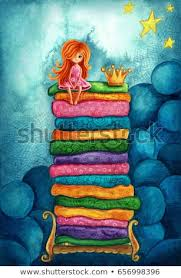 princess and the pea illustration. Contemporary Pea The Princess And The Pea Illustration To And Pea H