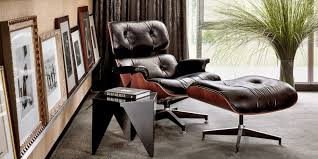 eames lounge chair architectural digest
