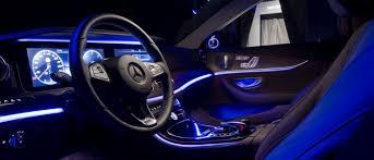 new 2017 mercedes benz e class interior raises the bar