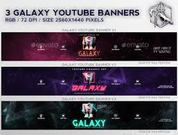 31 Premium Free Psd Youtube Channel Banners For The Best Creative