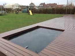 Am Nagement Paysager Avec Terrasse Et Bassin Int Gr Galaxy Jardin Terrasse En Bois Avec Bassin