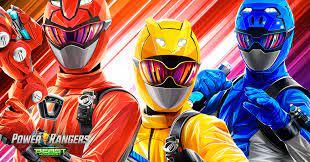 Power Rangers Beast Morphers – Kinderserie |