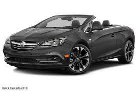 Buick Cascada Convertible 2018 All Details Buick Cascada Buick Cars Car