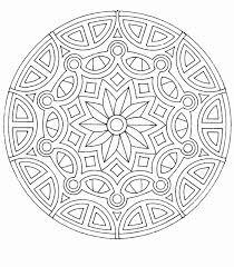 Kleurplaten Moeilijk Fantastisch Mandala Kleurplaten Archidev
