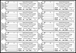 formato boletos rifa modelos de rifa rifa pinterest modelo de rifa rifa y modelo