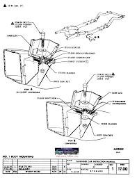 1 body mounting sheet 17 00