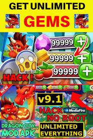 Dragon City Unlimited Gems 100 Working July 2019 Dragon
