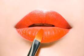 Resultado de imagen para labiales naranja