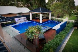 Pool Landscape Design Above Ground Pool Landscaping Design Ideas Image Of Pictures