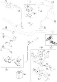 ktm 350 exc f wiring diagram ktm wiring diagrams