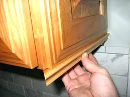 kitchen cabinet trim kitchen cabinet molding and trim ideas under cabinet trim molding interior doors under kitchen cabinet trim