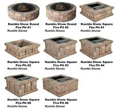 captivating square brick fire pit outdoor fire pits fire pit granite square fire pit kit building