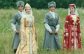 Circassian Muslims
