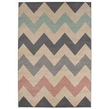 chevron grey 8 ft x 10 ft area rug
