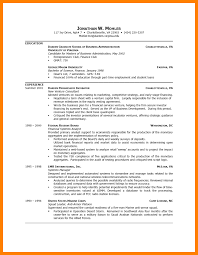 13 Microsoft Word 2007 Resume Templates Informal Letters