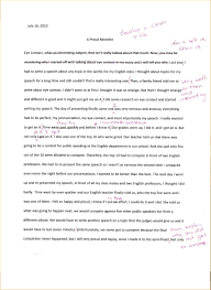 interesting narrative essay sample essay topics cover letter examples of autobiographical essays example