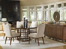 Tommy Bahama Dining Room Furniture Collection Tommy Bahama Home Dining Room Meridien Round Dining Table Base 556