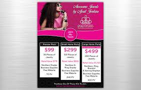 paparazzi jewelry flyers