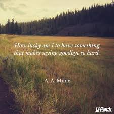 Upack Quote Saying Goodbye Quotes UPack 65