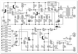 uk vintage radio repair and restoration rf signal generator circuit diagram