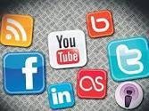 شبكات تواصل ومواقع على النت