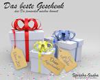 geschenke mit sprüchen