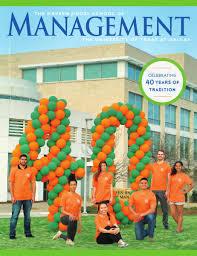 UT Dallas MANAGEMENT Magazine HTML5 and Flash