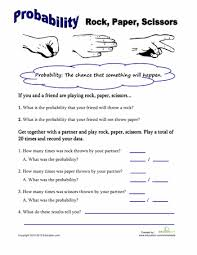 5th Grade Probability Worksheets & Free Printables | Education.comFifth Grade Probability Worksheets and Printables