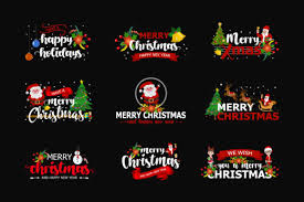 Merry Christmas Graphic By Xdcreative Creative Fabrica