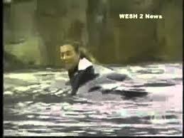 dawn brancheau attack footage. Perfect Dawn Slow Motion Footage Of Dawn With Tilikum Seconds Before Takedown Inside Brancheau Attack Footage L