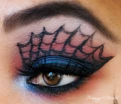 makeup amazing spiderman inspired makeup look