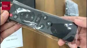 Tv box Android 9.0 HK LITE, edición fuego/ Catchy electronics - YouTube