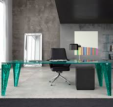 modern contemporary office desk.  contemporary executive desk  tempered glass contemporary with modern contemporary office desk l
