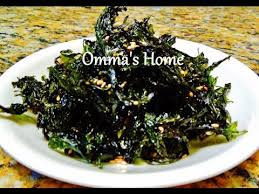 Recipe: Sweet and Salty Roasted <b>Dried Seaweed</b>, Laver Chips ...