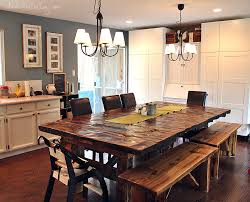 10 photos to wood kitchen table sets