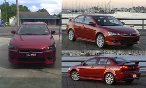 Automotive Database: Mitsubishi Lancer