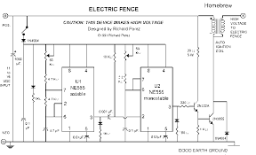 wiring diagram for electric fence ireleast info electric fence circuit diagram wiring diagram wiring diagram