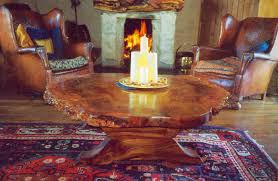 hand carved coffee tables burr coffee table picture